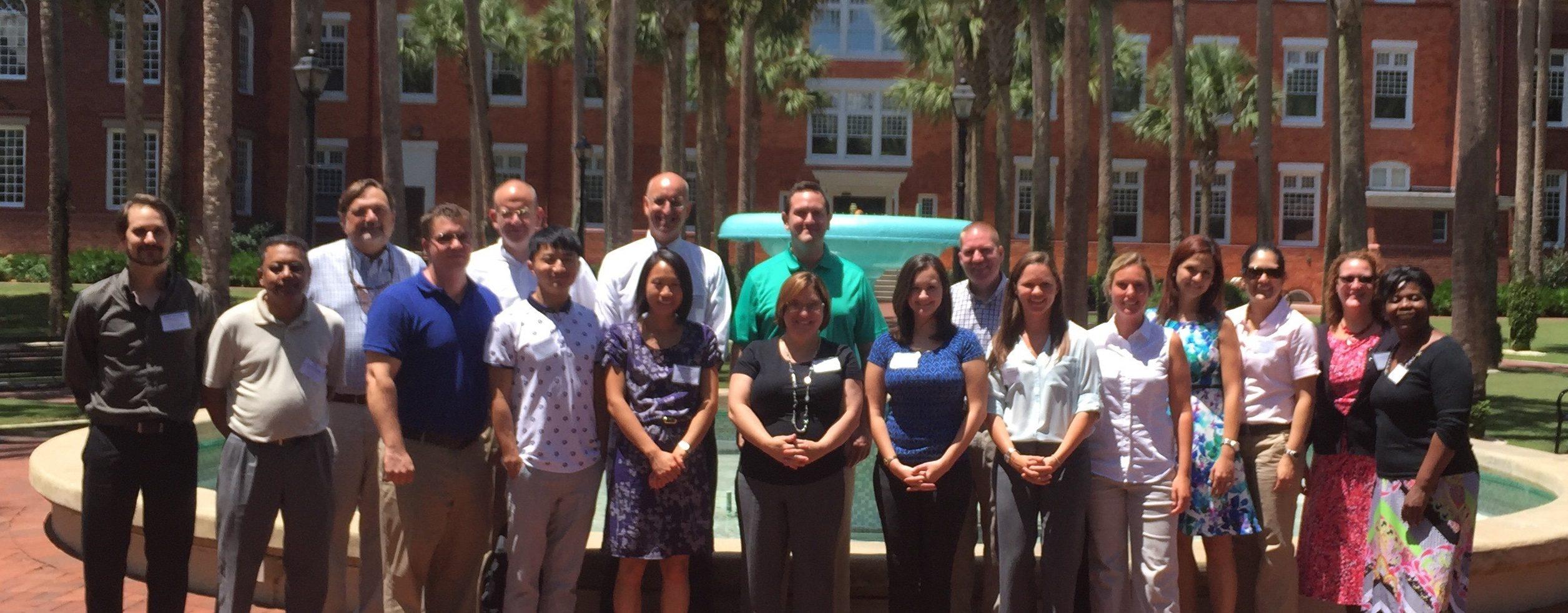 New fulltime faculty 2015