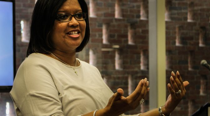 Becoming a Student-Ready College: 2018 Teaching & Learning Day with Dr. Tia McMair