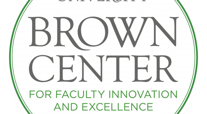 Brown Center Seeks Program Manager for Teaching and Learning